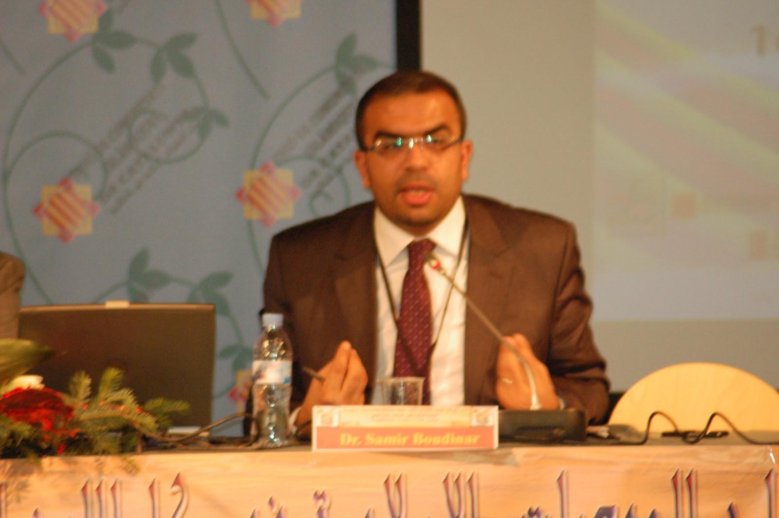 الممارسة الدينية بين العلمانية والحرية الدينية ACT: SAMIR Boudinar