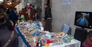 La Comunidad  Islámica Almanr de L'Arboç participa en la Feria de Santa Llúcia