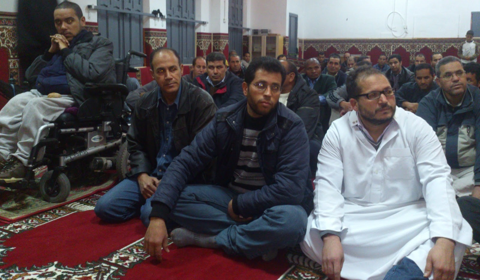 La Comunidad Islámica de Alginet disfruta de una nueva sede