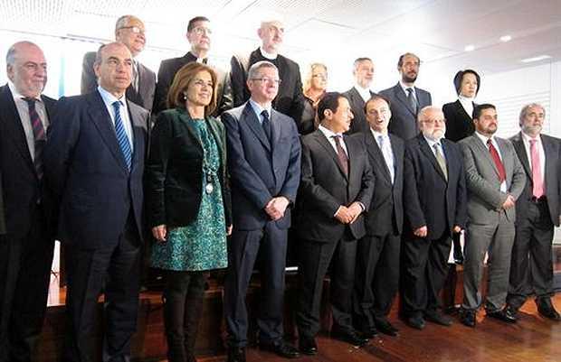 Acto de Conmemoración del XX Aniversario los Acuerdos de Cooperación