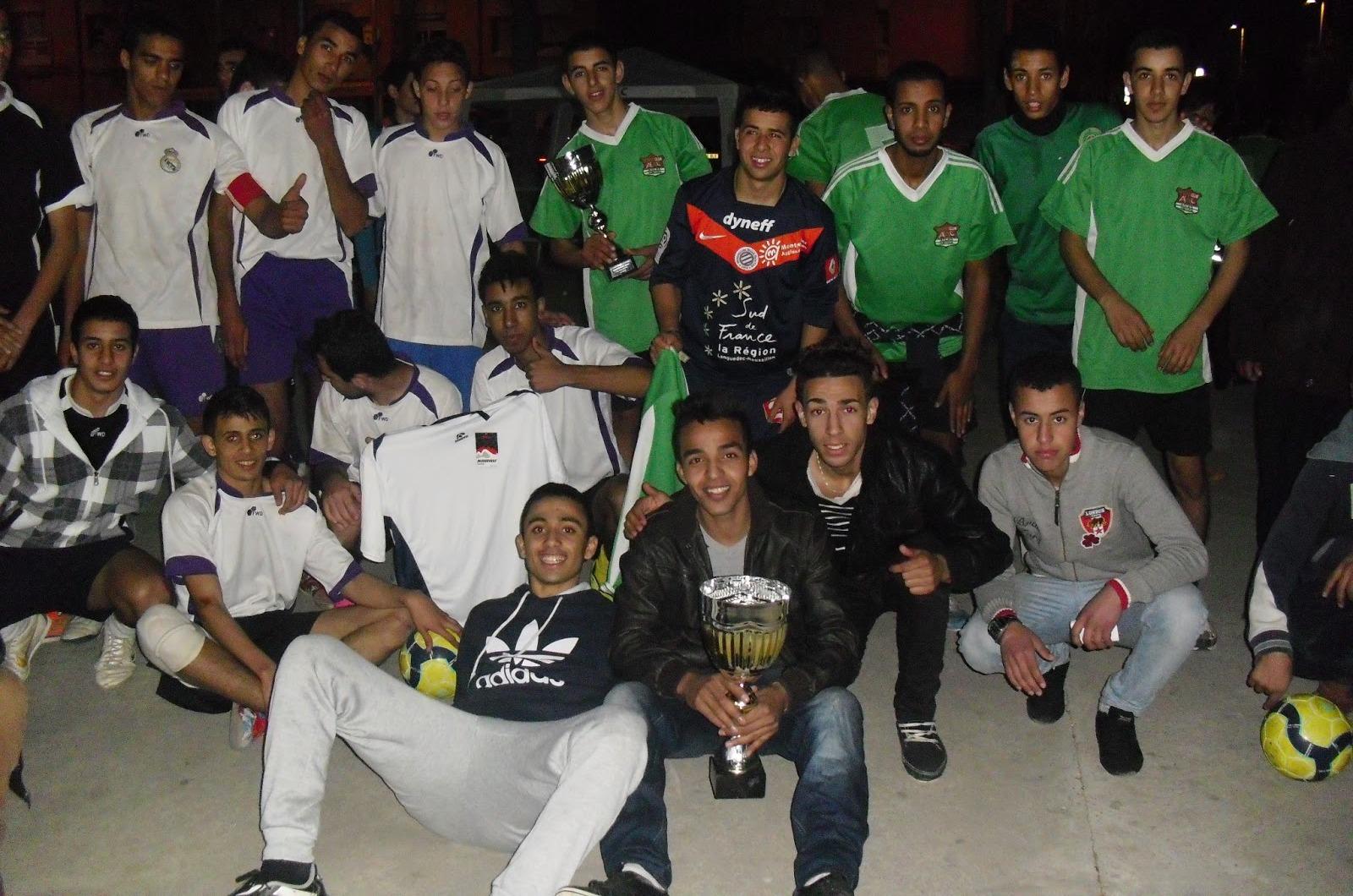 Jornada Deportiva organizada por la comunidad islámica Tawasul en el Tarragonés