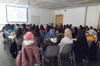 Cine y educación en valores: Actividad organizada por la Comunidad Islámica Al-IJLAS