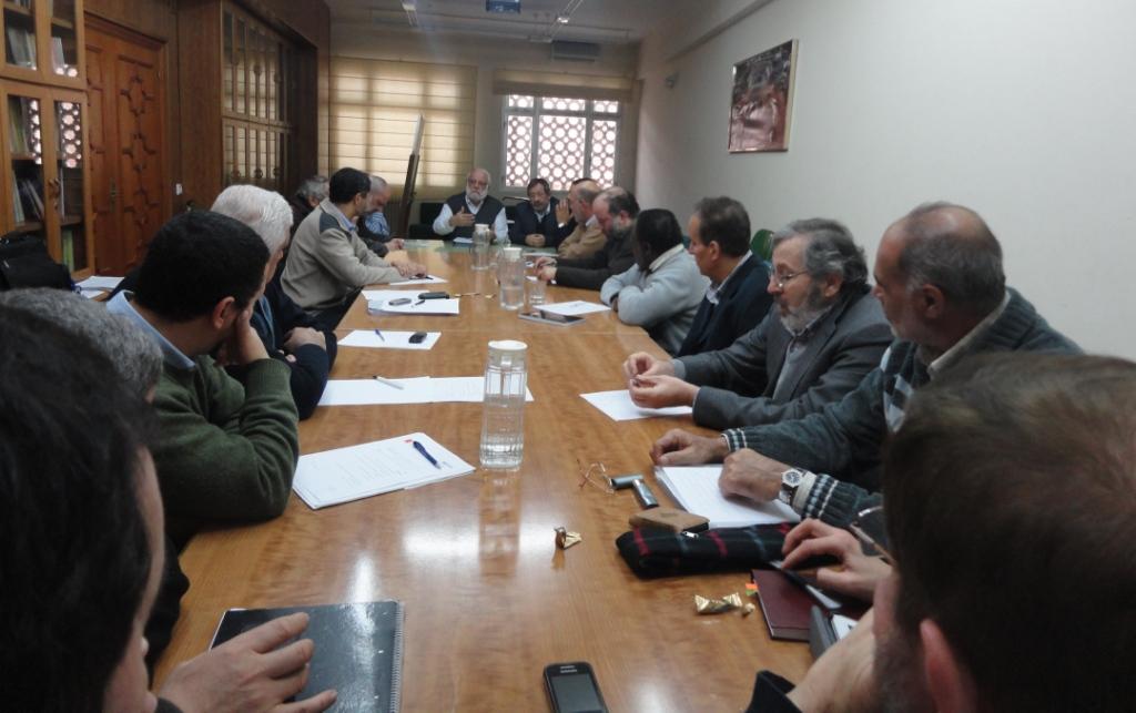 Segunda y última reunión ordinaria del Consejo consultivo de la UCIDE