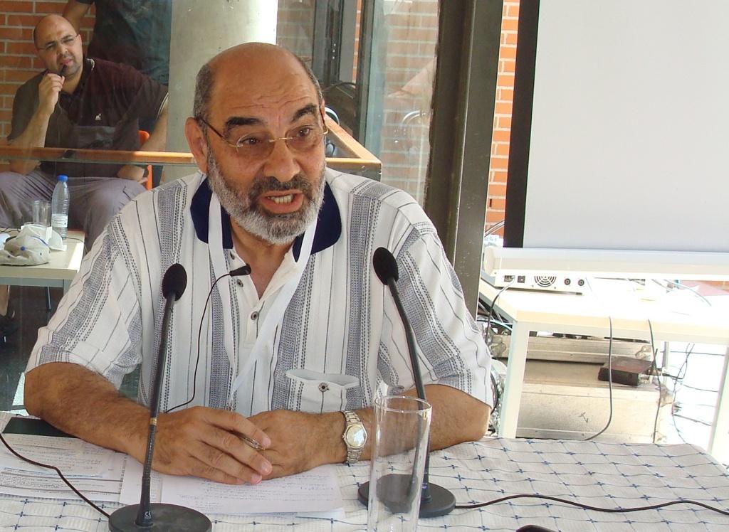 الأستاذ المحاضر إسماعيل الكيلاني