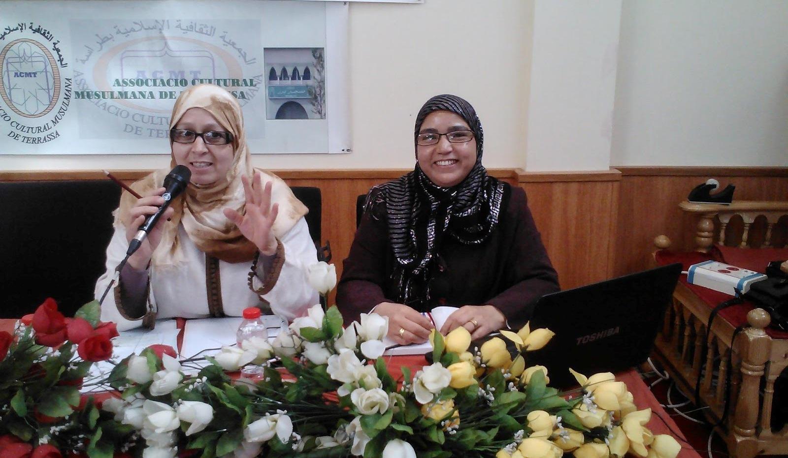 La Comunidad Musulmana de Terrassa conmemora el día internacional de la mujer