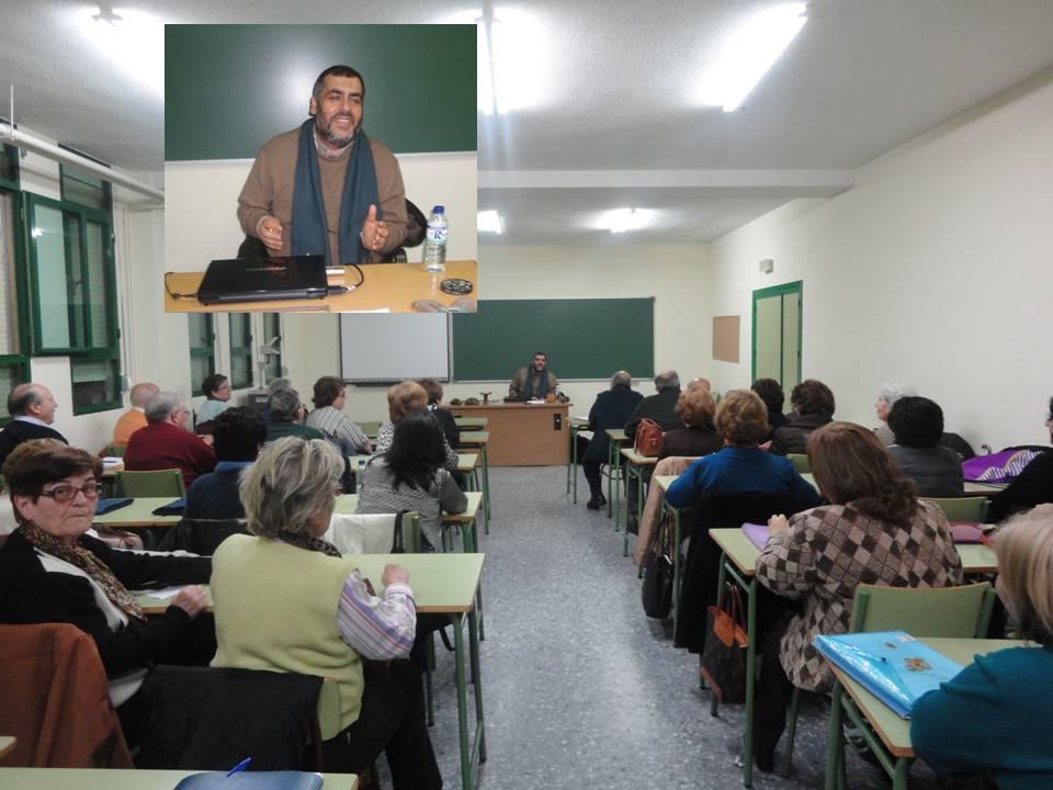 Charla en la Facultad de Educación