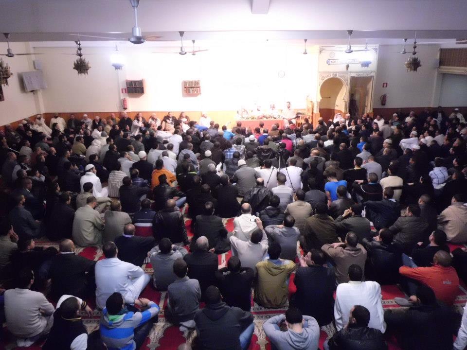 VI Encuentro religioso de la Comunidad Musulmana de Terrassa
