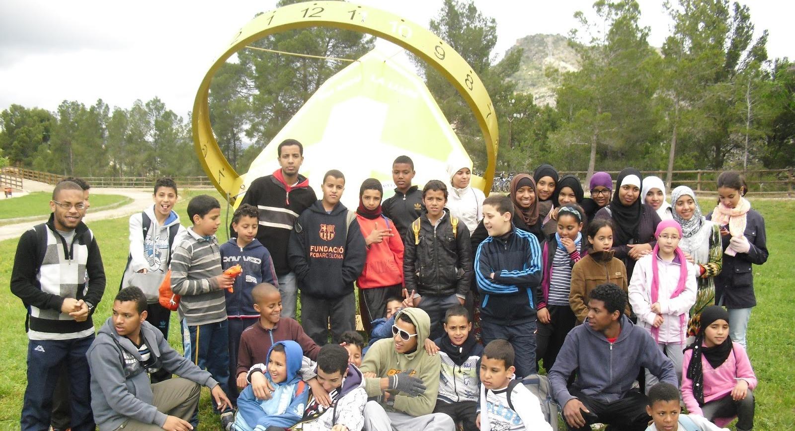 La Comunidad Islámica de Roquetes organiza una excursión a la Fontcalda