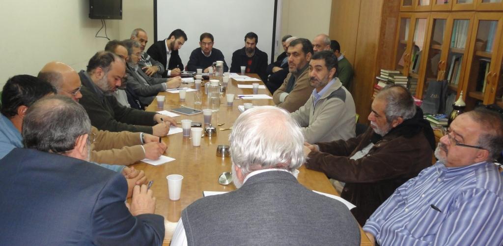 La Coordinación de la UCIDE al servicio de las comunidades islámicas.