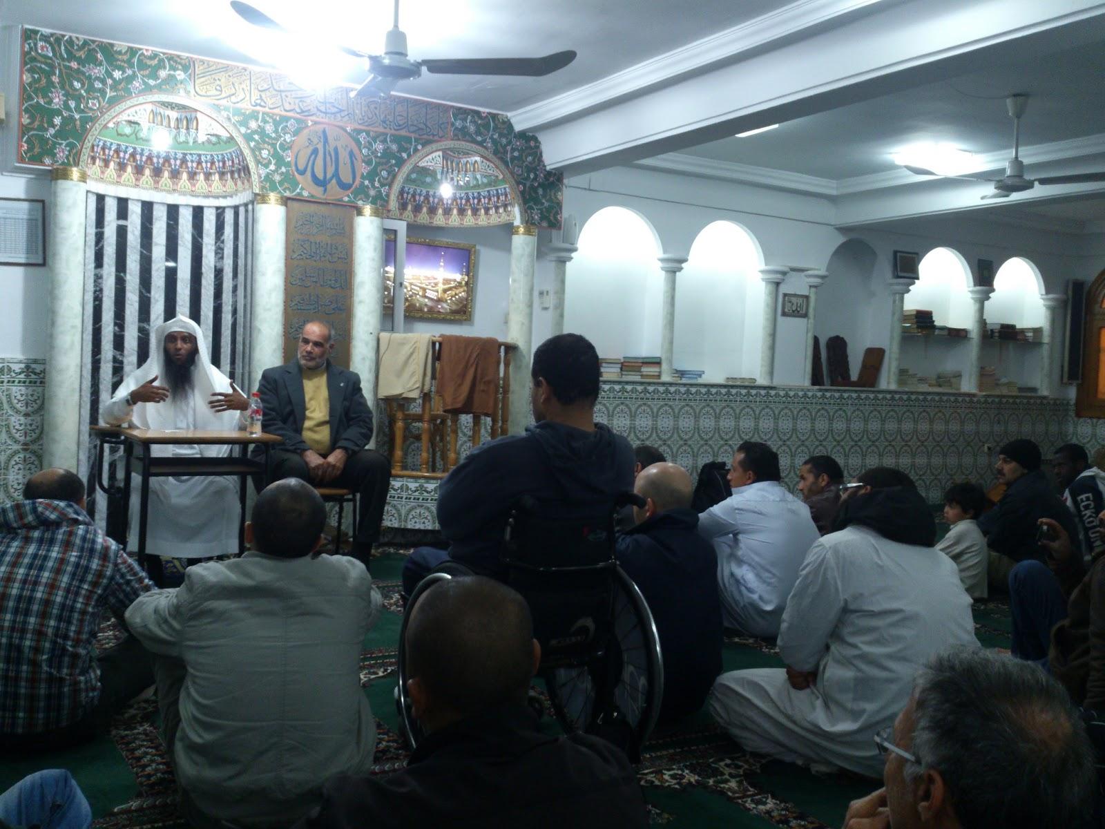 Semana de formación en las mezquitas de Valencia