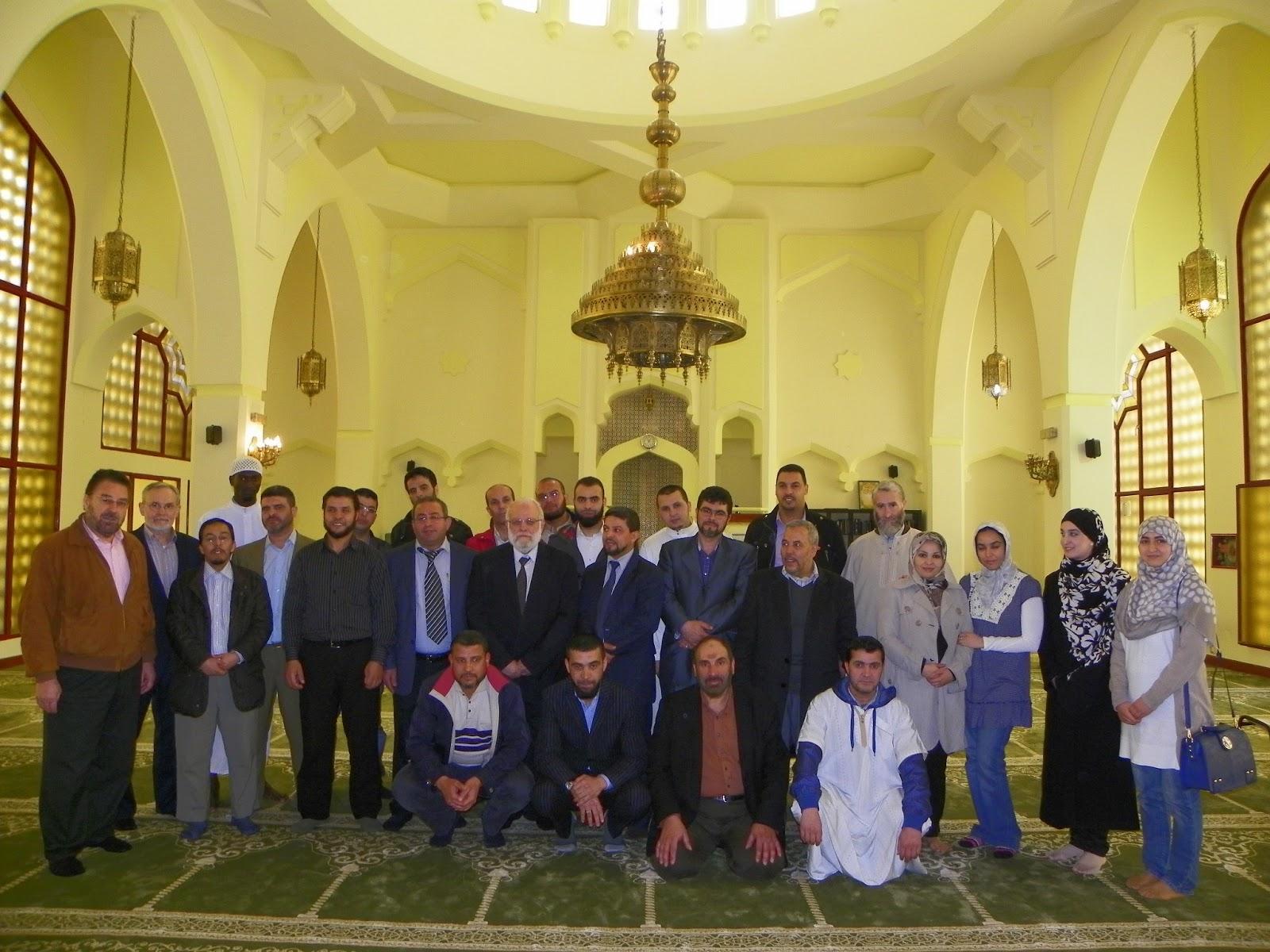 """Se clausura el """"Taller para imames, dirigentes y profesores de religión en las comunidades islámicas""""."""