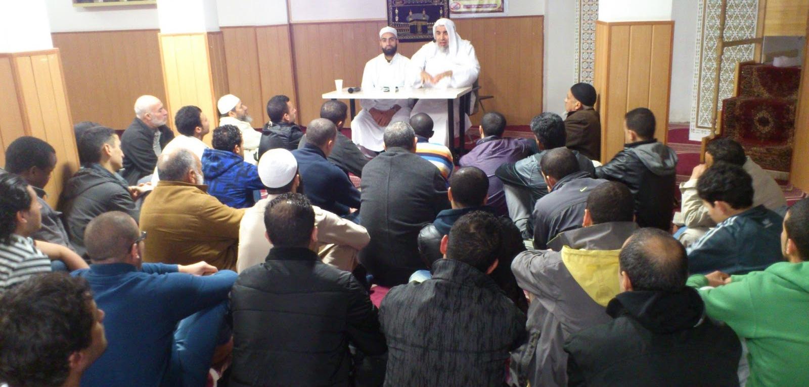 El Shaij Al Basiouni en el País Vasco: mantener vivos los valores del islam