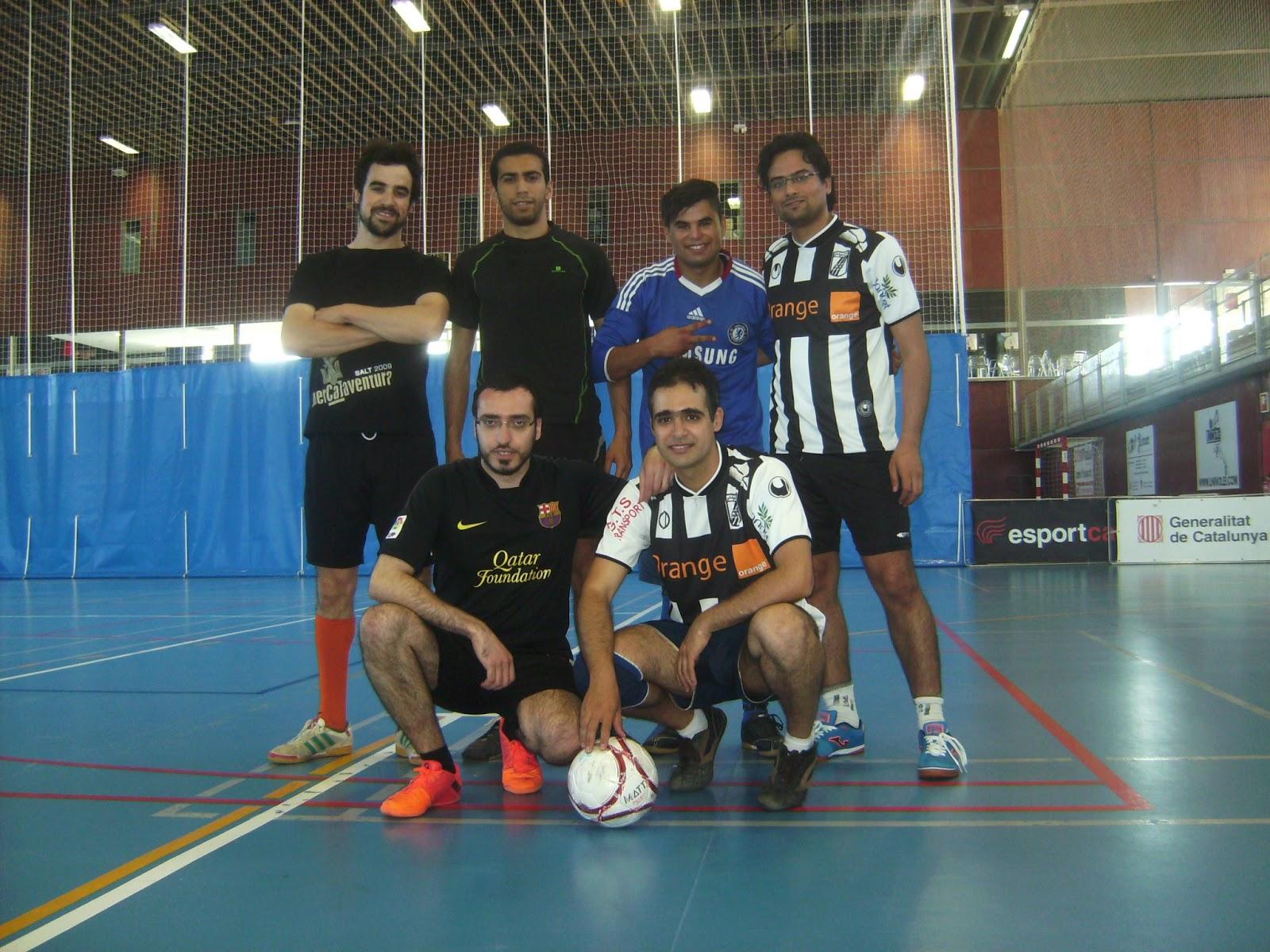 Al-IJLAS de Terrassa organiza el primer torneo de fútbol sala