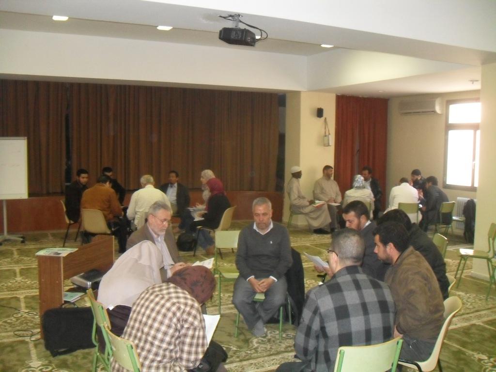 """Siguen los trabajos del"""" Taller para imames, dirigentes y profesores de religión en las comunidades islámicas""""."""