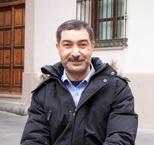 Abderrahmen Ben Chaabane imparte clase de religión islámica en varios colegios de la provincia de Zaragoza
