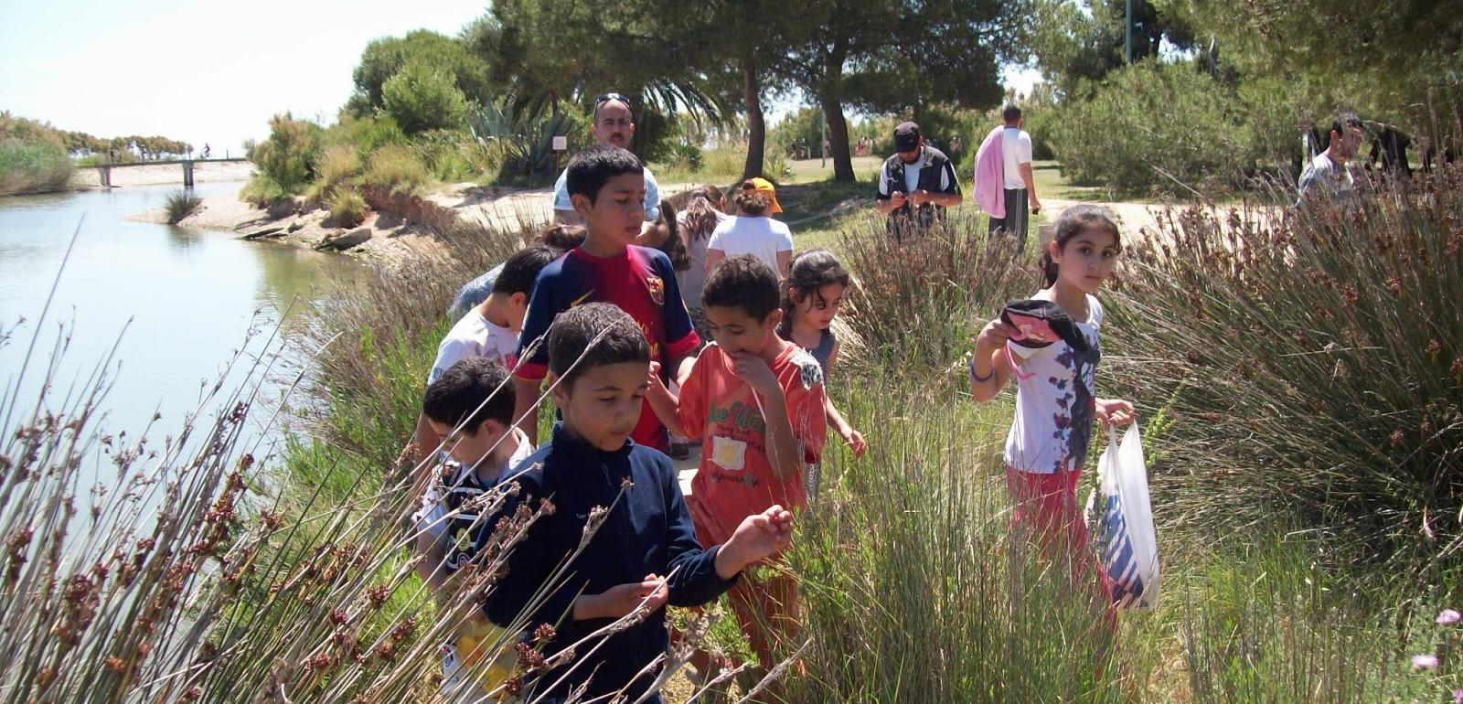 La Comunidad  Almanar de L'Arboç organiza una excursión al Parque Natural de Foix