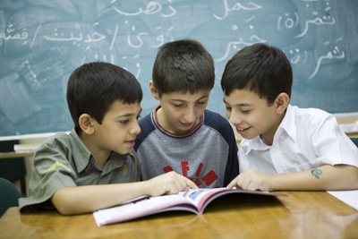 Estudio analítico sobre alumnado musulmán español