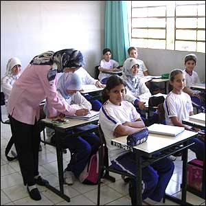 عرقلة تدريس الدين الإسلامى فى المدارس العامة
