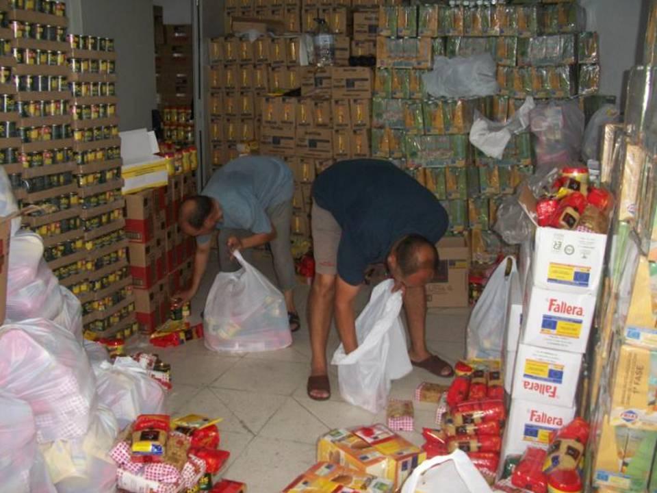 Ayudas a familias y personal voluntario en la Comunidad Islámica de Alicante