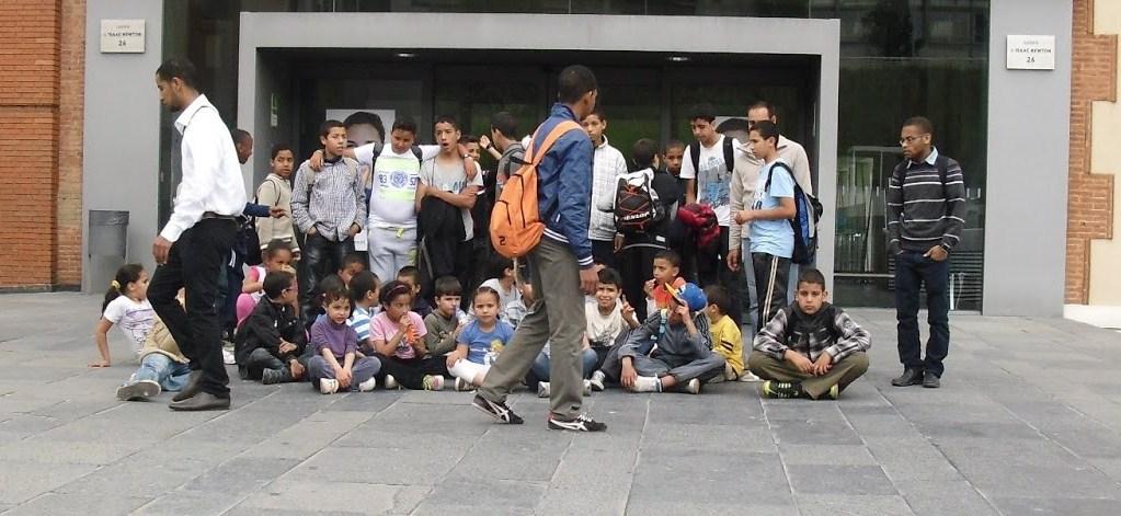 La Comunidad de Roquetes  organiza una excursión a Barcelona