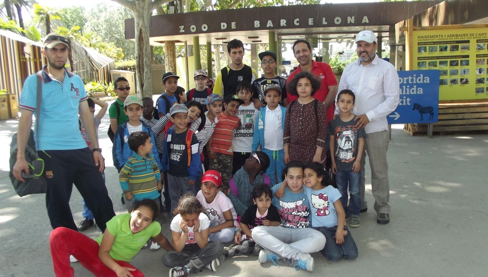 C. I. Achoura de Granollers organiza una excursión al Zoo de Barcelona