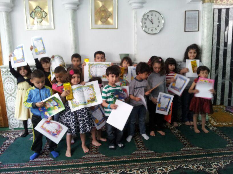 La Escuela de Árabe de la Comunidad Islámica de Valencia clausuró el curso 2012/2013
