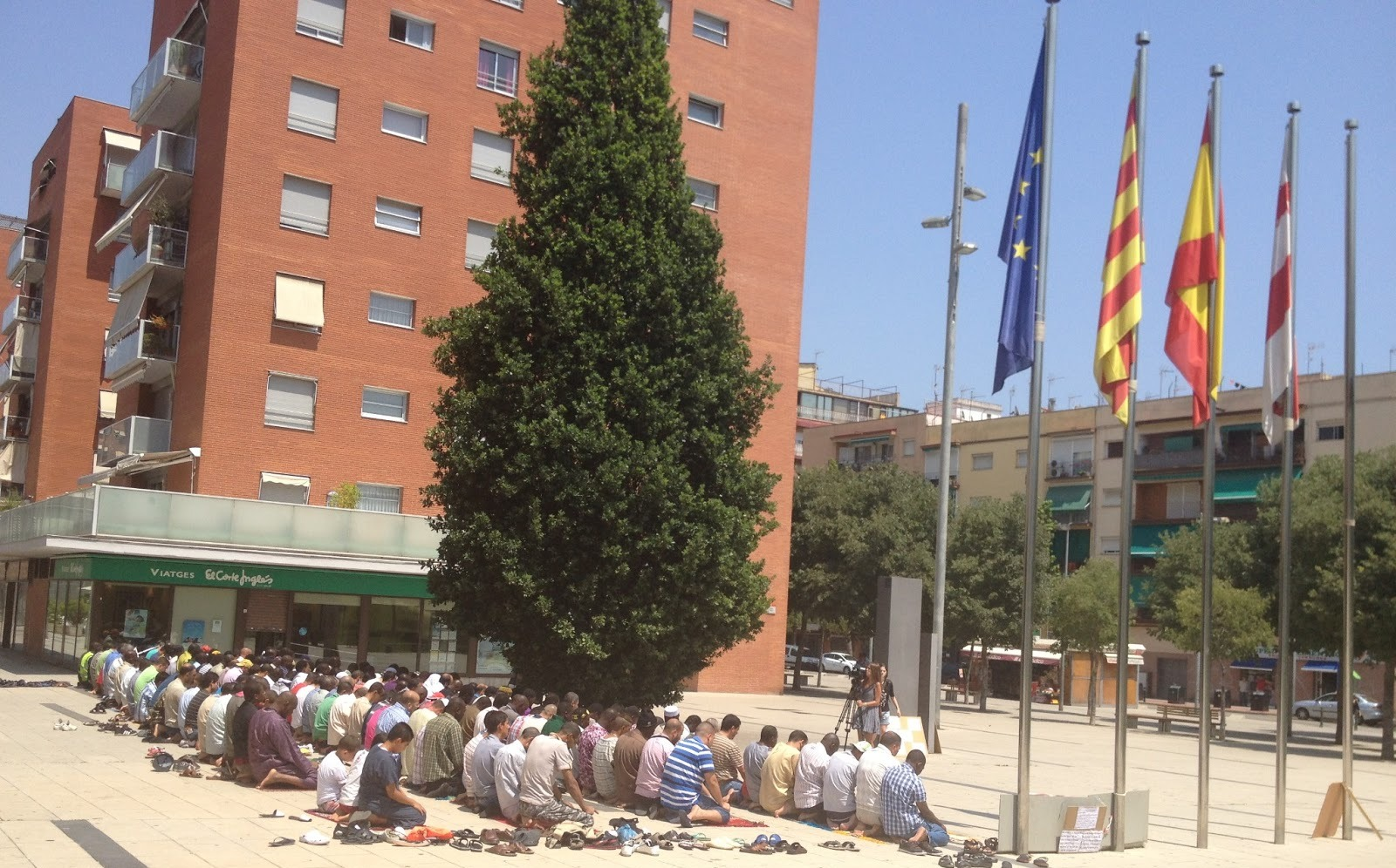 Reunión con los responsables del Ayuntamiento de Mollet del Vallés