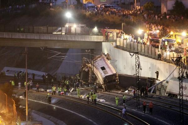 Condolencias de los musulmanes por las víctimas del descarrilamiento en Santiago