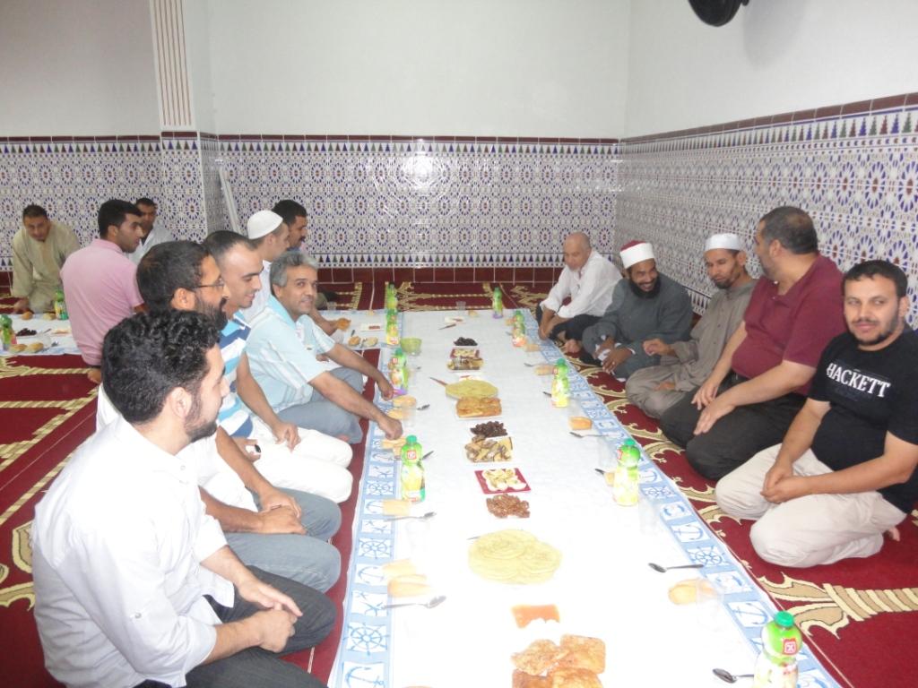 Ucidex Organiza una jornada de Iftar en Plasencia
