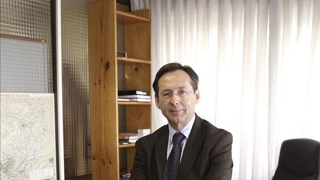Reunión institucional con el Secretario General de Cooperación Internacional, Gonzalo Robles