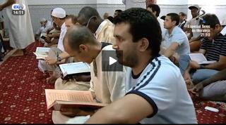 Reportaje sobre el Ramadan en Canal Extremadura TV
