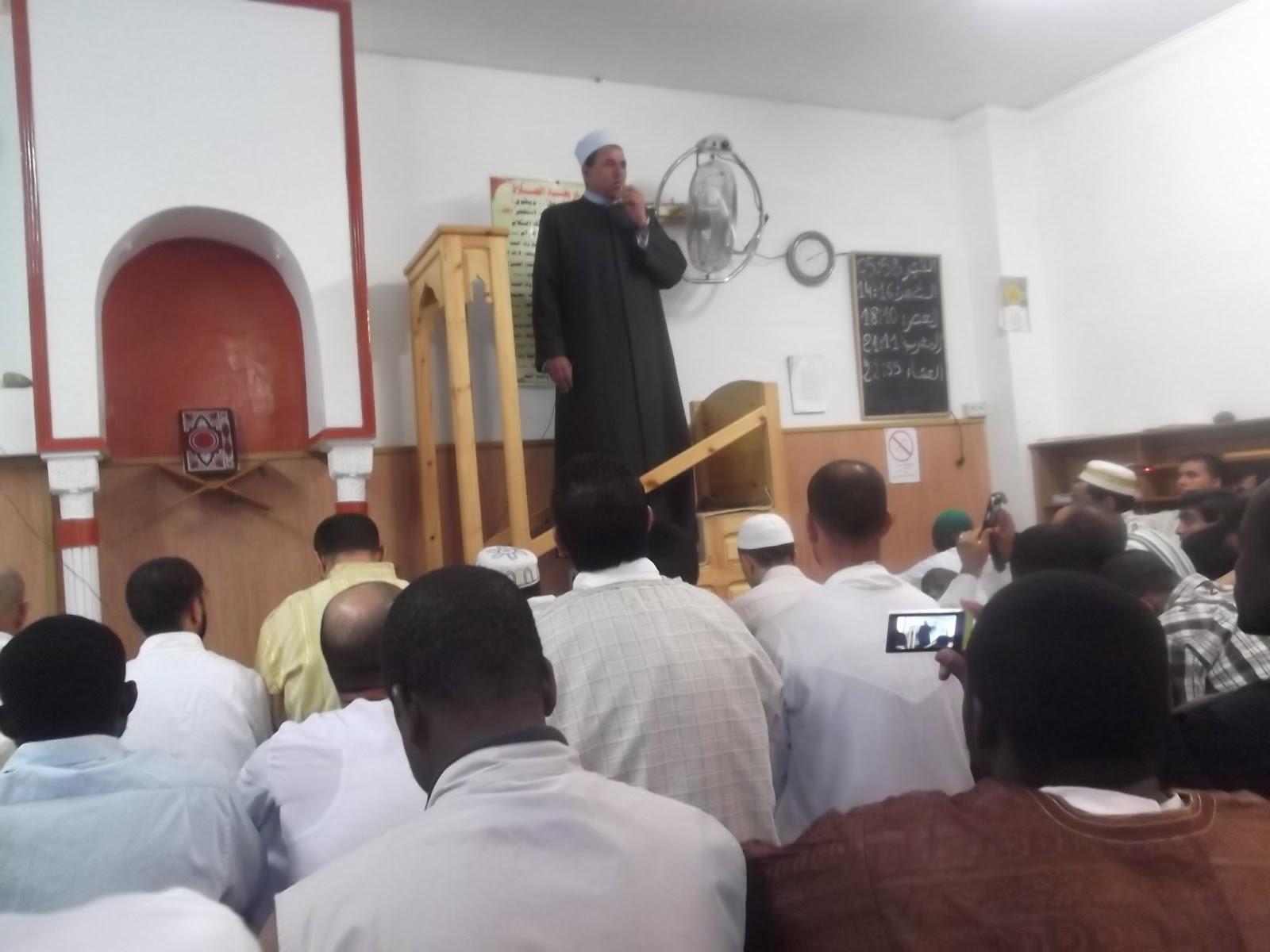 Actividades C. I. Barbastro en el Ramadán