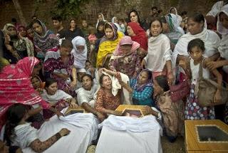 UCIDCAT Condena el ataque suicida contra una iglesia protestante en Pakistán