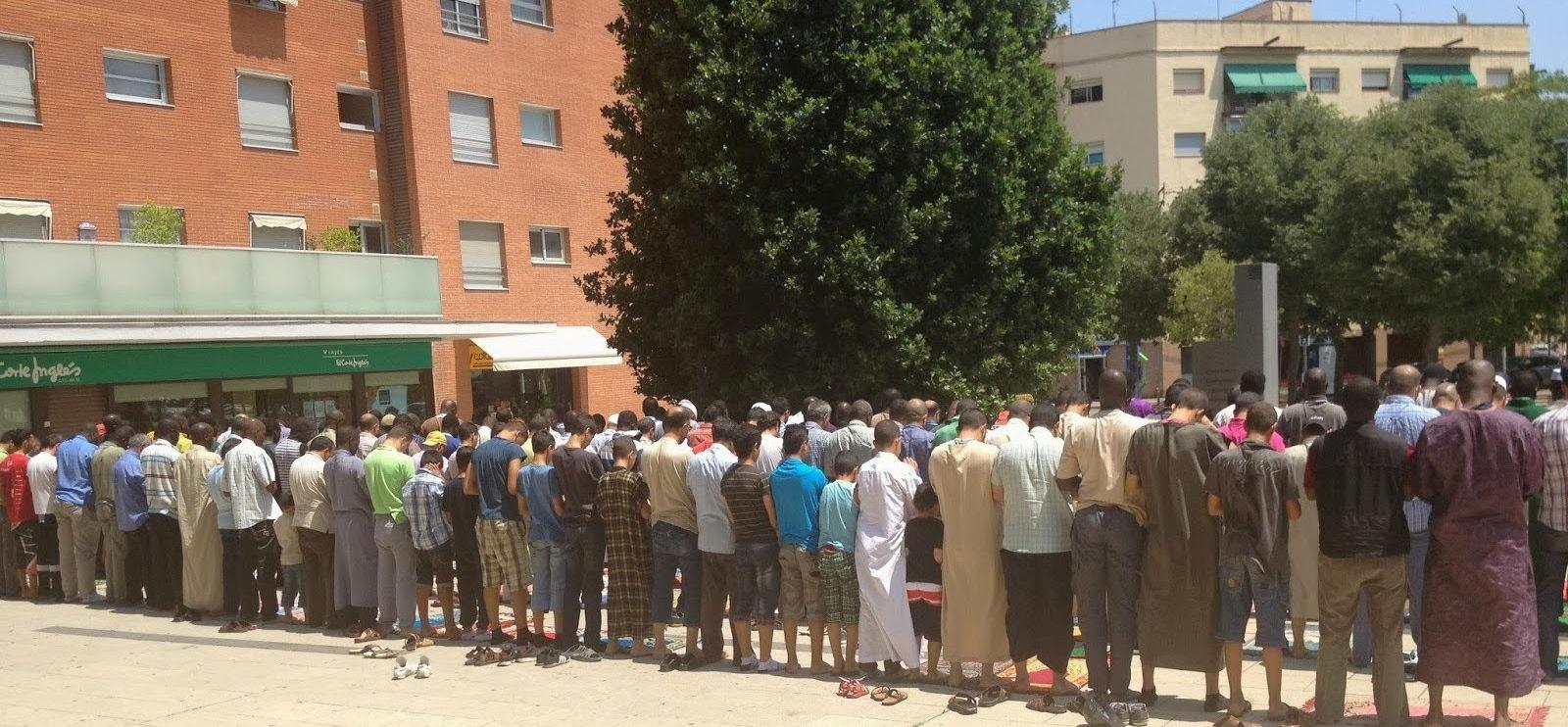El presidente de la comunidad islámica Al Huda , de Mollet , dice