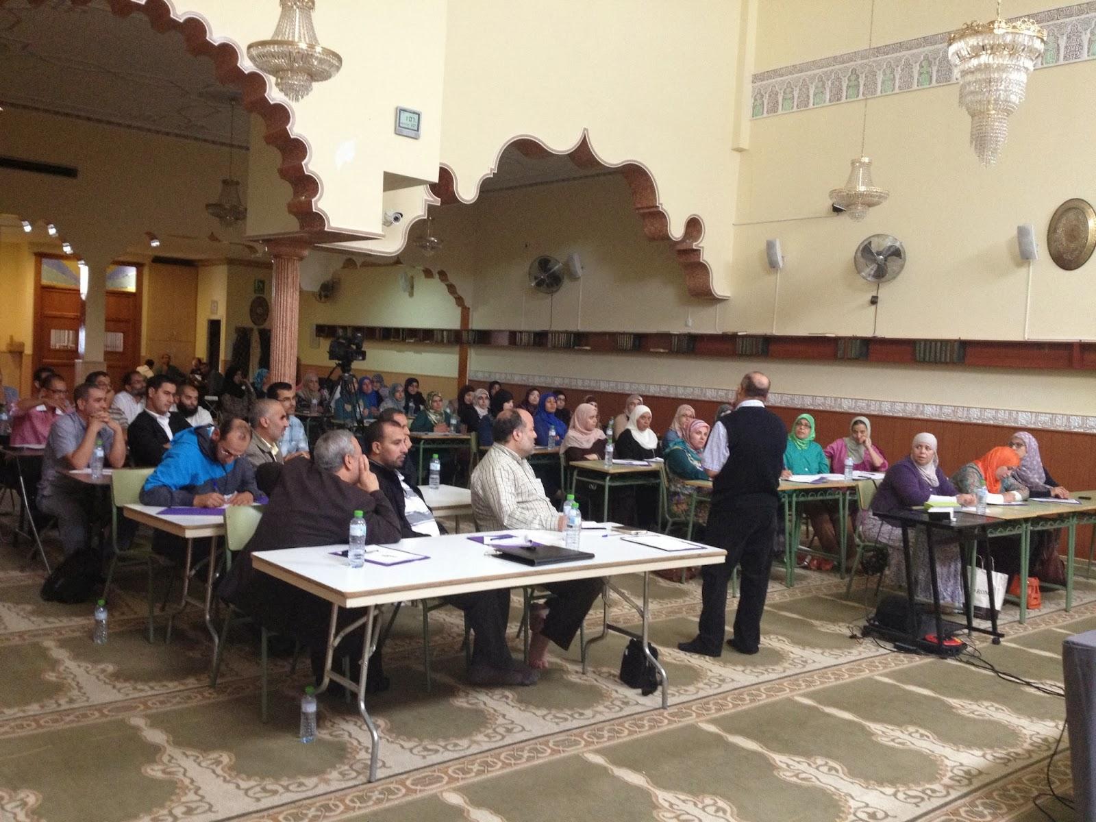Curso didáctico para profesores de lengua árabe y enseñanza religiosa islámica