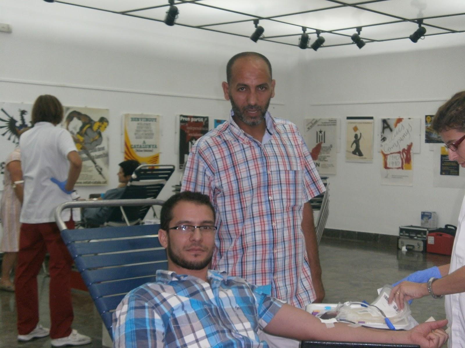 Comunidad Islámica de Balaguer participa en la cuarta jornada de donación de sangre