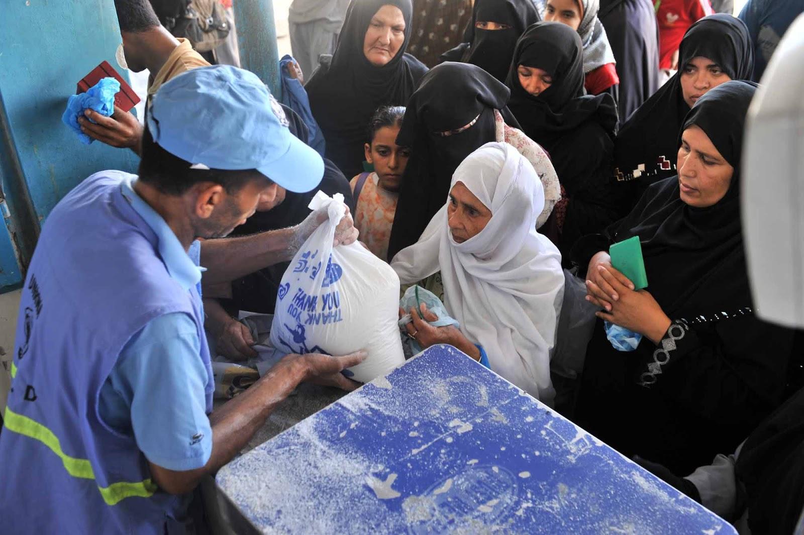 La UNRWA España agradece la colaboración generosa de UCIDE