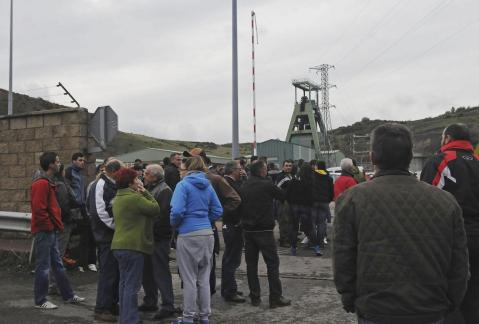 trágico accidente minero de La Pola de Gordón
