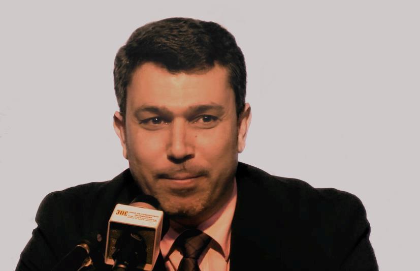 presidente de  UCIDCAT Mohamed El Ghaidouni