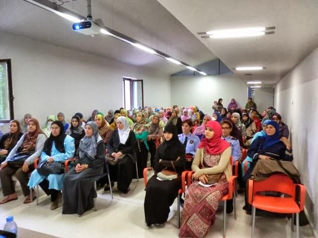 المرأة المسلمة : التمكين و المشاركة الإجتماعية