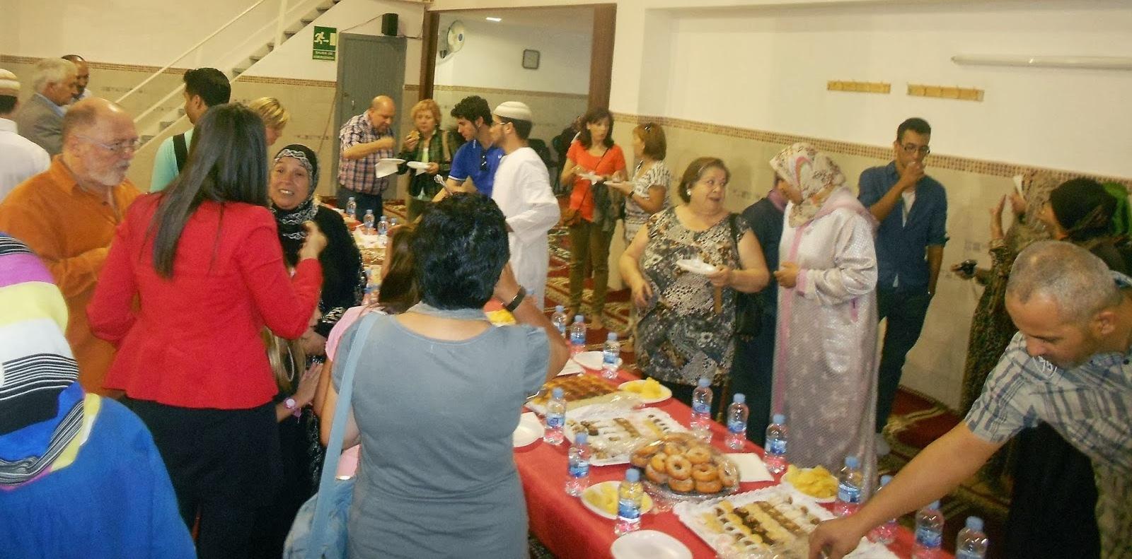 Jornada de puertas abiertas de la Comunidad Islámica de Balaguer