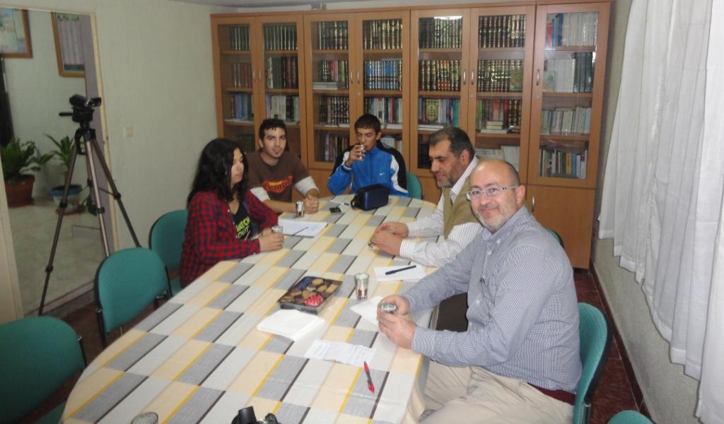 La Mezquita de Badajoz colabora con el Instituto Reino Aftasí