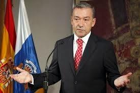 Paulino Rivero Baute, Presidente del Gobierno de Canarias