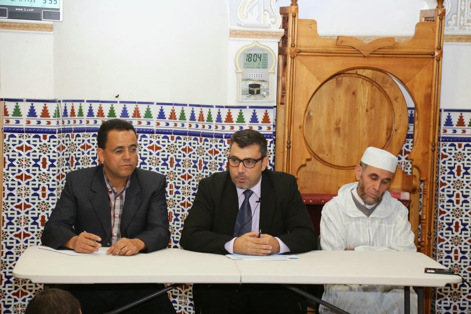 Mohamed El Ghaidouni El Morabet presidente de Ucidcat