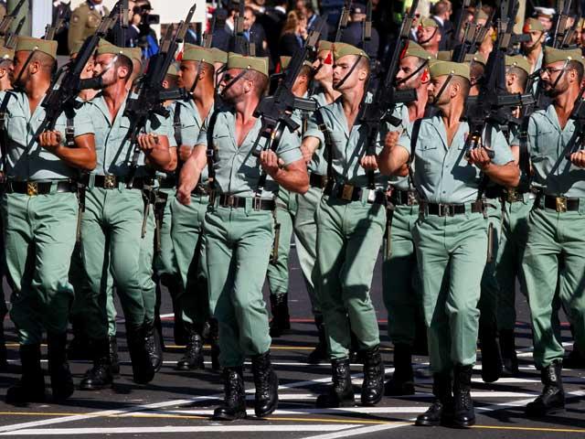 Defensa y lealtad demostrada a España