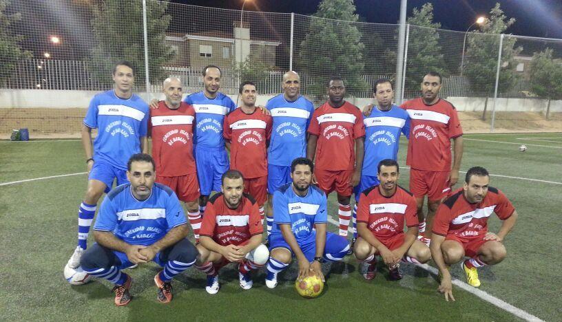 La Comunidad Islámica de Badajoz aboga por el deporte y la amistad