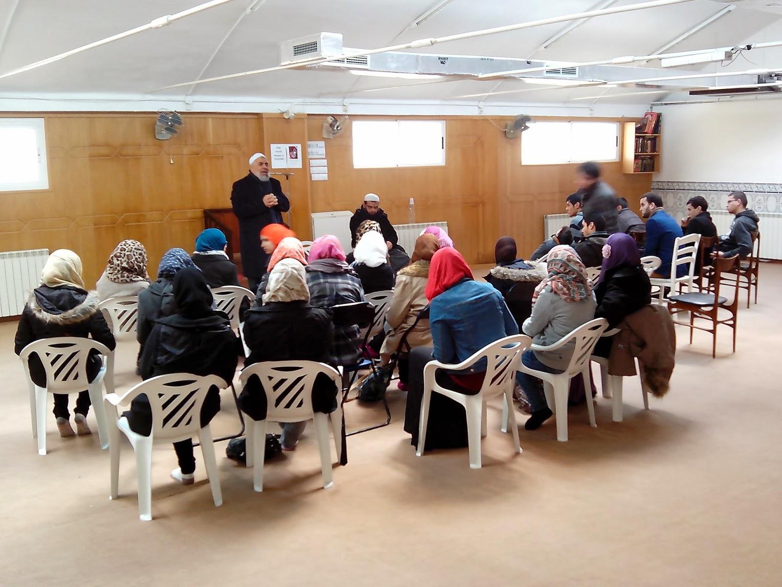 1º Encuentro de los jóvenes musulmanes de Zaragoza