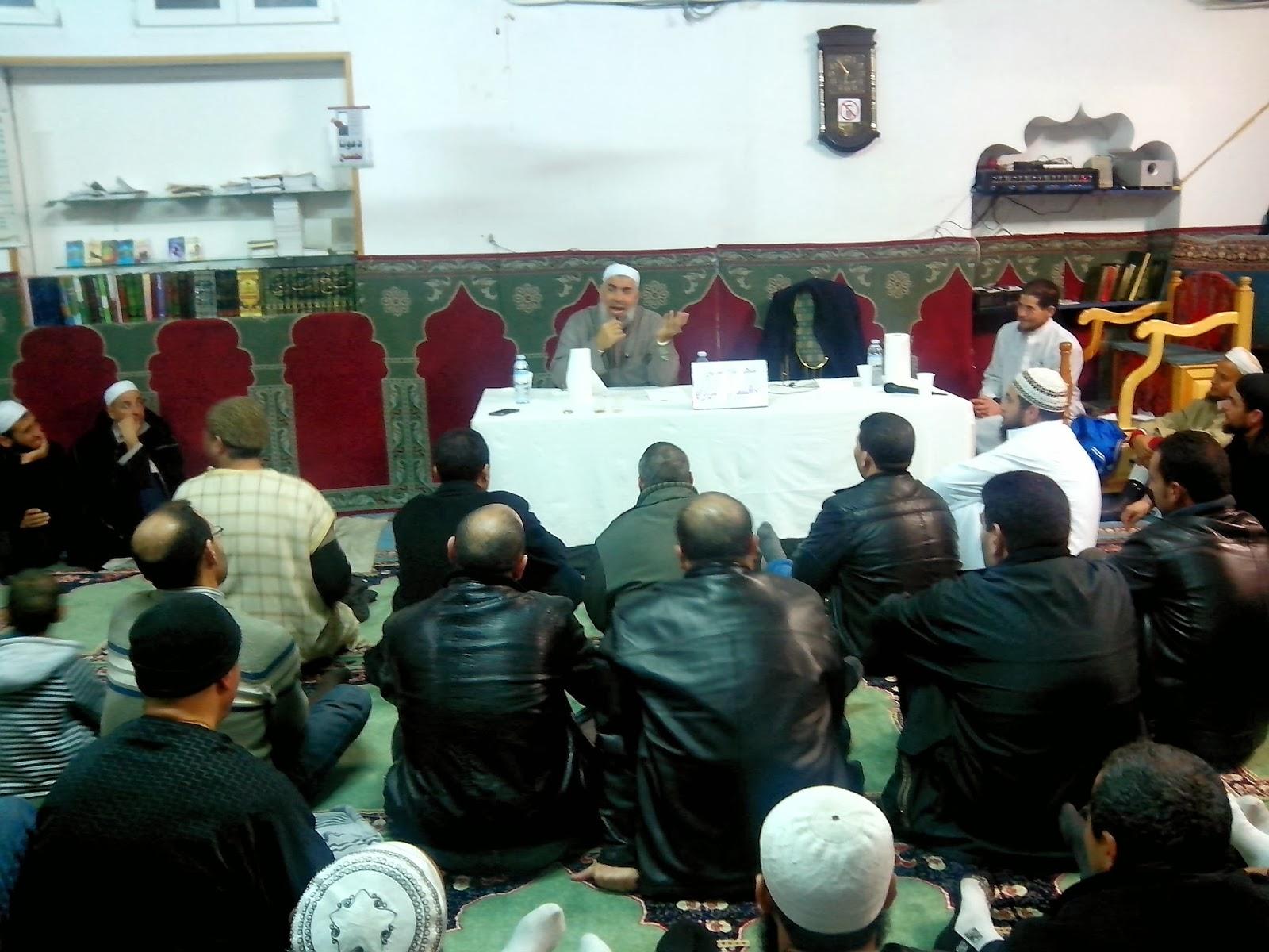 La Unión de Comunidades Islámicas de Navarra,celebró su 1º Congreso