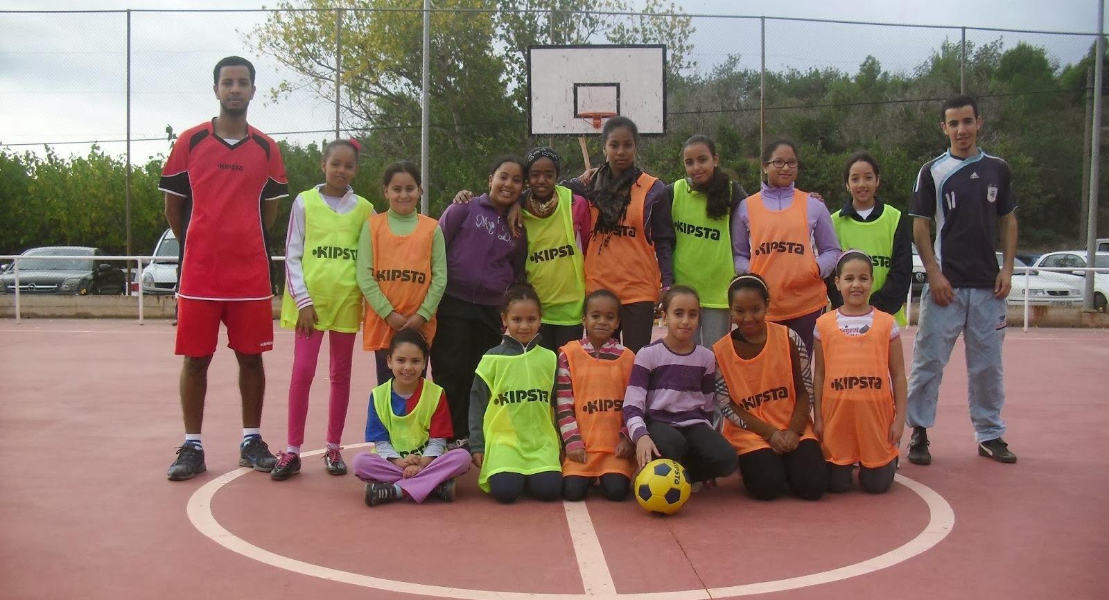 La Comunidad Islámica de Roquetes organiza una jornada deportiva
