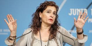 María Jesús Montero Cuadrado, Consejera de Hacienda y Administración Pública de la Junta de Andalucía